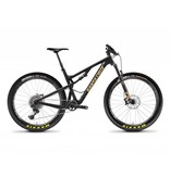 Santa Cruz Bicycles Santa Cruz Tallboy 2018 CC XO1 27.5+ Black/Tan Large