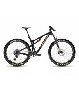 Santa Cruz Bicycles Demo Santa Cruz Tallboy 2018 CC XO1 27.5+ Black/Tan Large