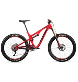 Pivot Cycles Pivot Mach 5.5 XO1 2018 W/Carbon Wheels, Red Medium