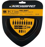 Jagwire Pro Shift Cable Kit Road/Mountain SRAM/Shimano, Stealth Black