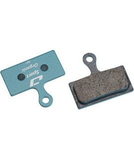 Jagwire Sport Organic Disc Brake Pads for Shimano
