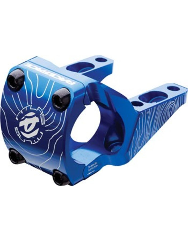 Race Face Raceface Atlas ,Direct Mount, Stem Blue 31.8x50/30