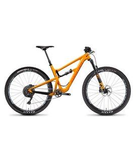 Santa Cruz Bicycles Santa Cruz Hightower C XE 27.5+ 2018 Mango/Orange Extra Large