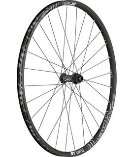 "DT Swiss DT Swiss M1900 22.5 Spline Front Wheel: 27.5"", 15x100mm Thru Axle, Center Lock Disc"
