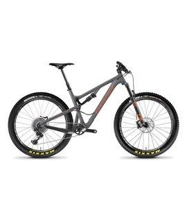 Santa Cruz Bicycles Demo Santa Cruz Tallboy CC  XO1 2017 27.5+ Grey & Rust, Large