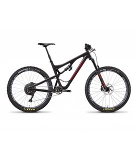 Santa Cruz Bicycles Santa Cruz Bronson 2018 C XE Black/Sriracha Medium