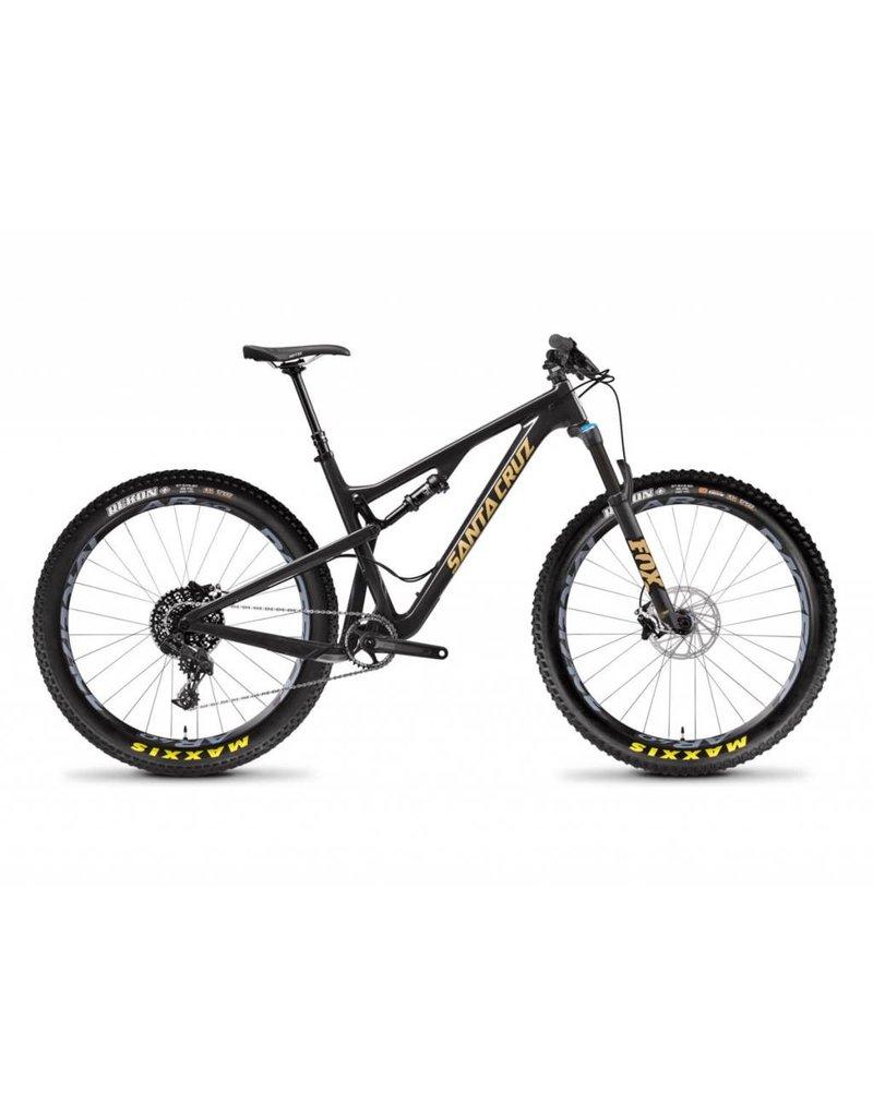 Santa Cruz Bicycles Santa Cruz Tallboy 2018 A R 27.5+ Black/Tan Extra Large
