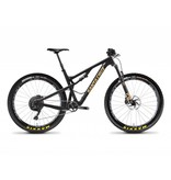 Santa Cruz Bicycles Demo Santa Cruz Tallboy 2018 C XE 29 Black/Tan XXLarge