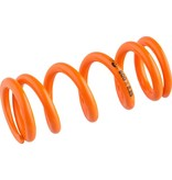 "Fox Fox SLS Coil Rear Shock Spring 600lbs x 2.25"" Stroke, Orange"