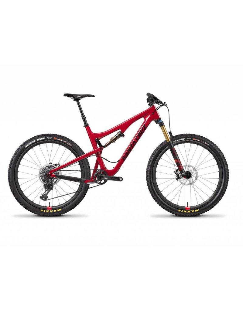 Santa Cruz Bicycles Demo Santa Cruz 5010 2018 CC XX1 W/RSV Wheels Sriracha/Black Medium