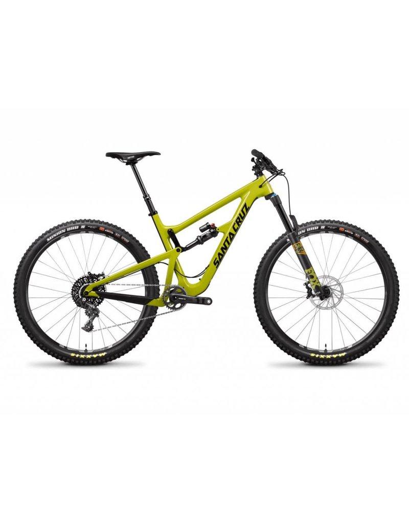 Santa Cruz Bicycles Santa Cruz Hightower LT 2018 CC XO1 29 Green/Black Large