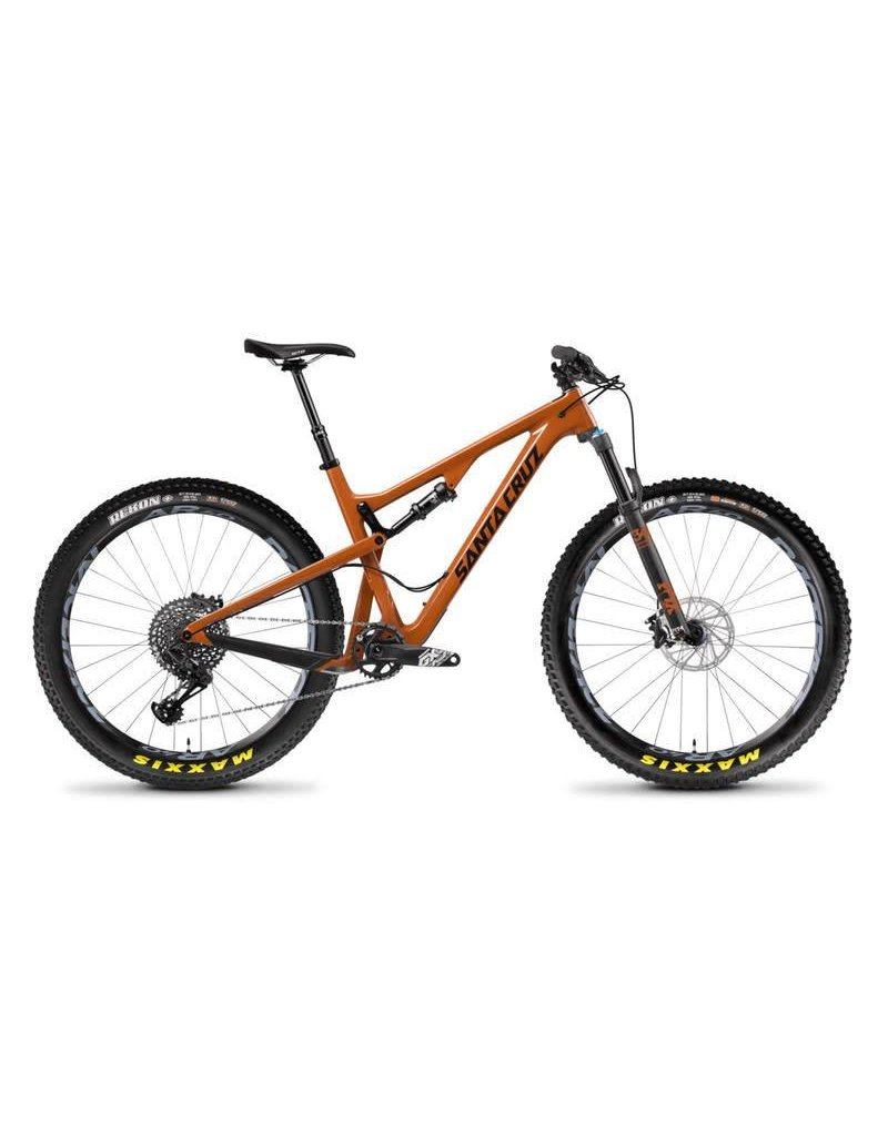 Santa Cruz Santa Cruz Tallboy 2018 C S 27.5+ Rust/Black Large