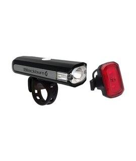 Blackburn Central 350 Micro Front & Click USB Rear Combo Light