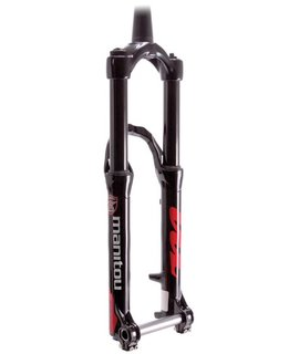 "Manitou Circus Expert tapered TA-D 26"" fork, 100mm"