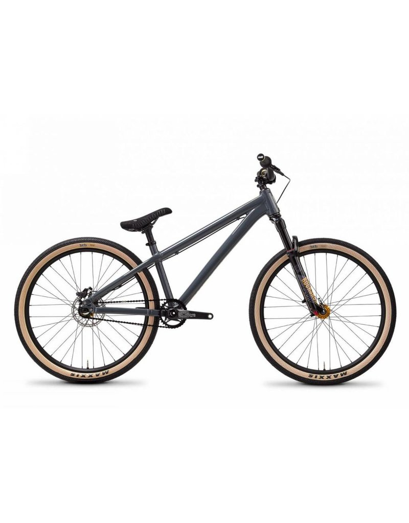 Santa Cruz Jackal 2018 Frame Grey Medium