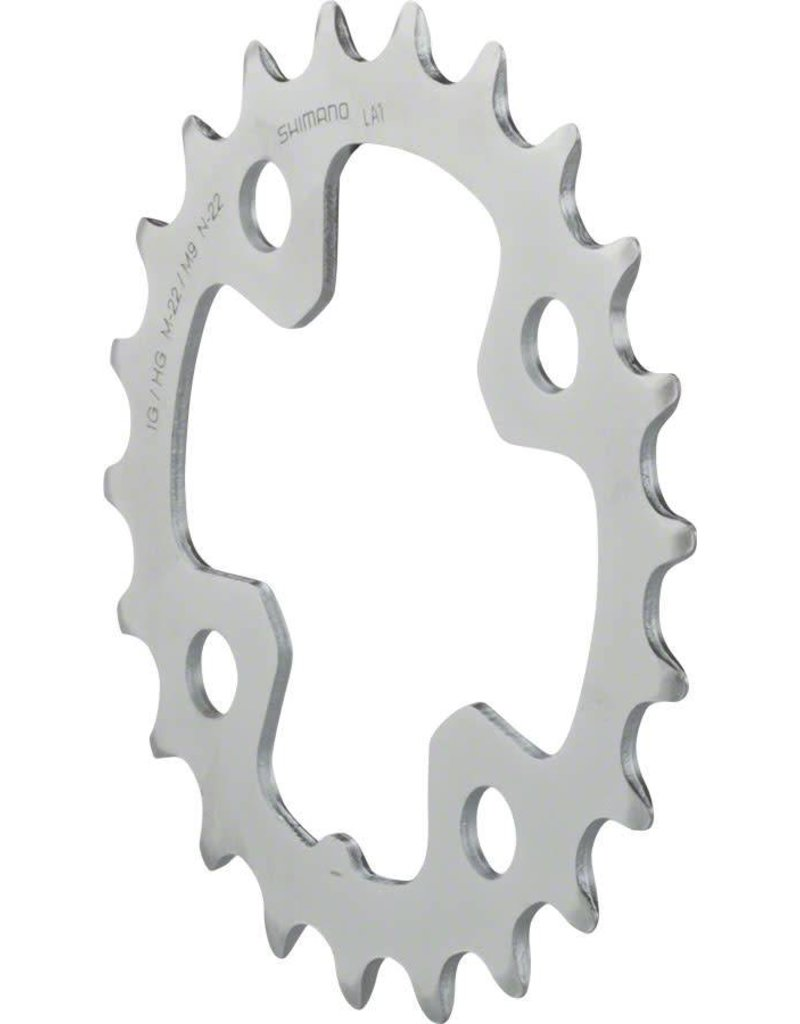 Shimano Shimano Deore M510 22t 64mm 9-Speed Chainring
