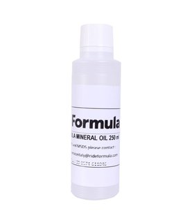 Formula USA Formula Italy Mineral oil Cura Only 250ml