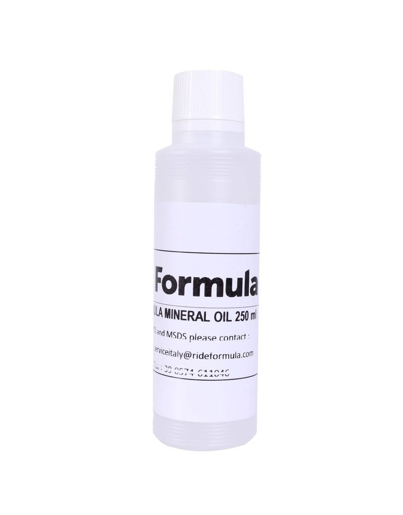 Formula USA Formula Italy Mineral oil Cura Only 250ml