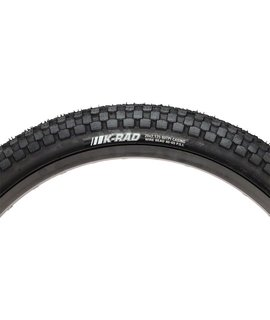 "Kenda K-Rad Tire 24"" x 2.3"" Steel Bead Black"