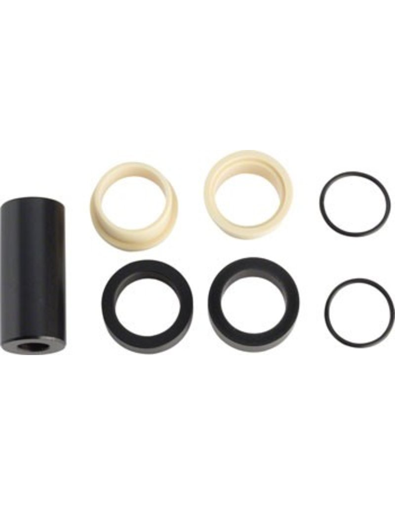 """Fox Fox 5-Piece Aluminum Mounting Hardware Kit for IGUS Bushing Shocks 6mm x 0.860"""" / 21.8mm"""