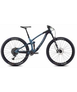 Transition Bicycle Company Demo Transition Smuggler 2018 Carbon XO1 Gunsmoke Blue Medium