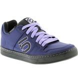 Five Ten Five Ten Freerider Canvas Women's Flat Pedal Shoe: Midnight Indigo 6