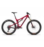 Santa Cruz Bicycles Santa Cruz 5010 2018 CC XX1 W/RSV Wheels Sriracha/Black Medium