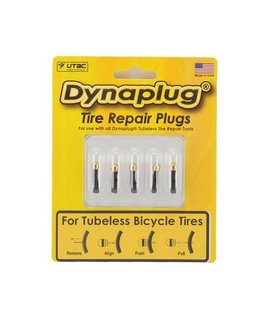 Dynaplug Soft Tip Tubeless Tire Repair Plugs 5Pack
