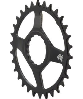 RaceFace RaceFace CINCH Direct Mount Steel Narrow Wide Chainring, 30t Black