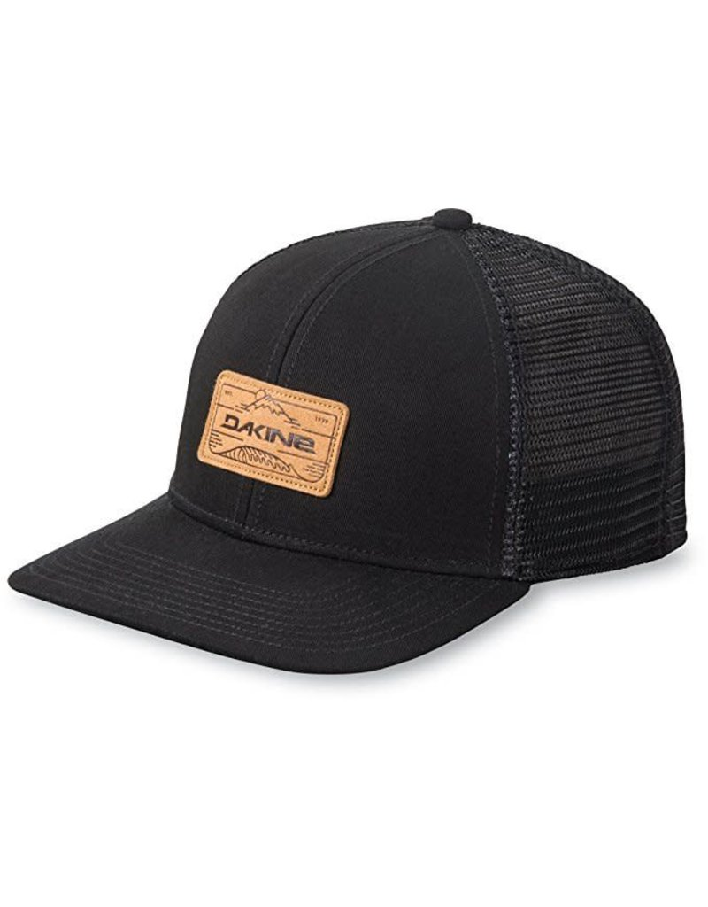 Dakine Dakine Peak to Peak Trucker Hat Black O/S