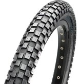 "Maxxis Maxxis Holly Roller Tire: 26 x 2.40"", Wire, 60tpi, Single Compound, Black"