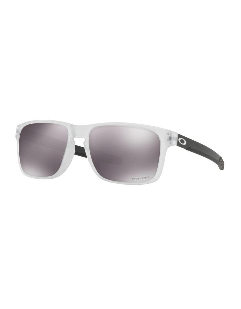 Oakley Holbrook Mix, Matte Clear Frame w/PRIZM Black Lens - Joyride ...
