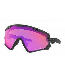 Oakley Oakley Wind Jacket 2.0 Matte Black w/ PRIZM Trail Lens