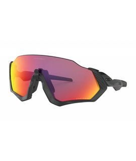 Oakley Oakley Flight Jacket Matte Black/Black Frame w/ PRIZM Road Lens