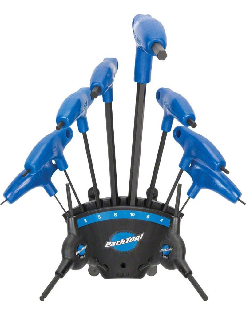 Park Tool Park Tool PH-1.2 P-Handle Hex Set with Holder