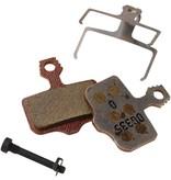 SRAM Avid/ SRAM Disc Brake Pads, Fit Elixir and DB Series, Level TL, Level T, Level, Organic with Aluminum Back 1 Set