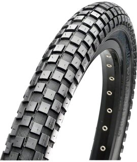 "Maxxis Maxxis Holly Roller Tire: 20 x 1.95"", Wire, 60tpi, Single Compound, Black"