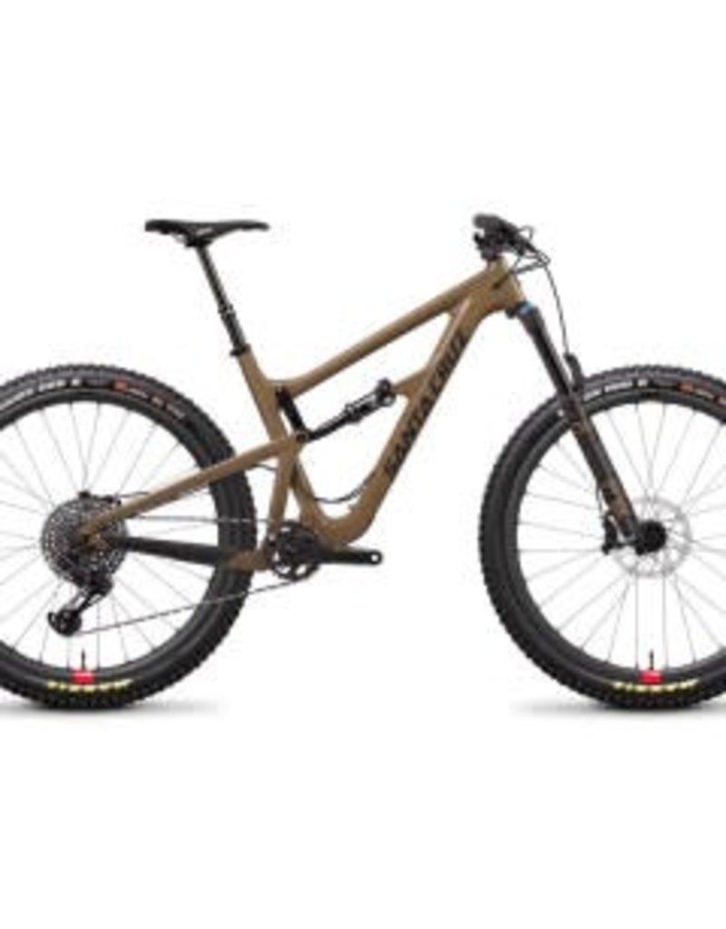 """Santa Cruz Bicycles DEMO Santa Cruz 2019 Hightower LT C S Reserve, 29"""" Clay/Carbon, Large"""
