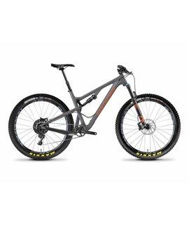 Santa Cruz Bicycles Santa Cruz Tallboy C S 2017 27.5+ Grey & Rust Large