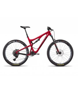 Santa Cruz Bicycles Santa Cruz 5010 2018  CC XO1 Sriracha/Black Medium