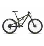Santa Cruz Bicycles Santa Cruz Bronson 2018 C S Olive/Black Medium