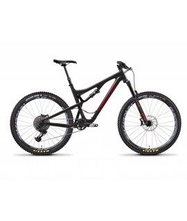 Santa Cruz Bicycles Santa Cruz Bronson 2018 C S Black/Sriracha Medium