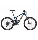 Santa Cruz Bicycles Santa Cruz Nomad 4 CC 2018 XO1 RCT Blue/Gold Medium