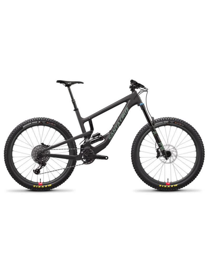Santa Cruz Bicycles Santa Cruz Nomad 2019 C S
