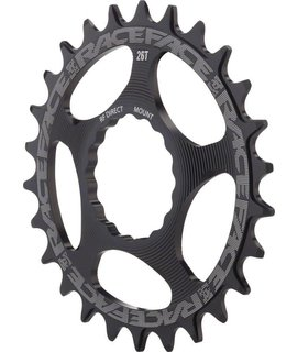 RaceFace RaceFace Narrow Wide Chainring: Direct Mount CINCH, 30t, Black