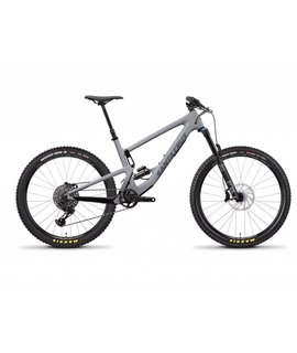 Santa Cruz Bicycles Demo Santa Cruz Bronson 2019 C S+ Large Grey