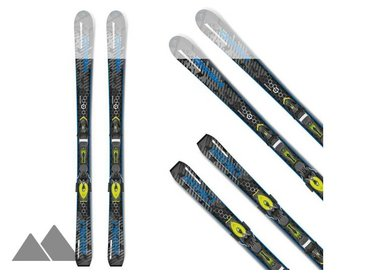 HIGH PERFORMANCE SKIS