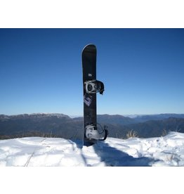 SNOWBOARD PACKAGE RENTAL: 1 DAY