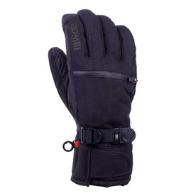KOMBI KOMBI  The Freerider Mens Glove Black
