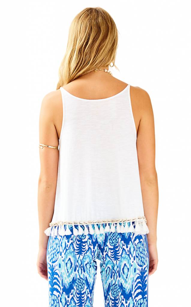 LILLY PULITZER LILLY PULITZER AUDEN TANK